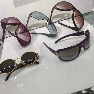 Gucci ,Christian Dior Vintage Sun Glasses
